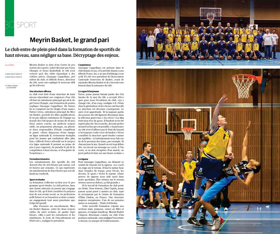 me-dcembre-2011 article-Meyrin-Basket