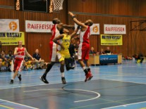 LNB M vs Pully - 31 octobre 2015