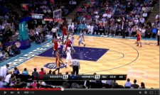Clint Capela 10 Points/2 Dunks Full Highlights (4/13/2015)