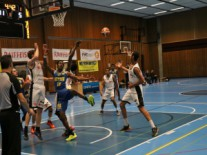 LNB M vs STBern Giants - 17 octobre 2015