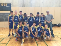 U16 M - Tournoi à Carouge - mai 2015