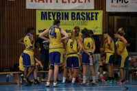 LNBF vs Arlesheim (coupe suisse) - 27 septembre 2015