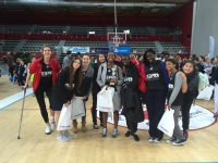U16 F - Tournoi Calais - 4-5-6 avril 2015